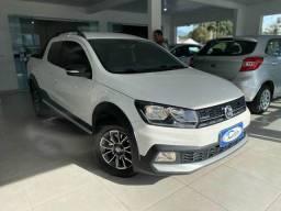 Título do anúncio: Volkswagen Saveiro CROSS 1.6 T.Flex 16V CD