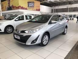 Título do anúncio: Yaris 1.5 sedan XL Plus tech cm MULTIDRIVE 2019 na concessionária Auto Nunes em Caruaru