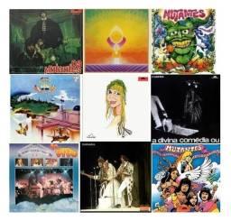 Discos de Vinil LPs Mutantes e Rita Lee, Raríssimo!!! Ler Anúncio!!