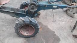 Trator yamnar tc12 sem motor Tobata agrale