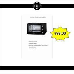 Título do anúncio: Forno Elétrico 50 Litros Promoção