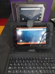 Tablet  Multilaser 16gb + Teclado rápido