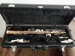 Sax soprano reto schieffer novo