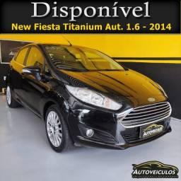 Título do anúncio: Ford New Fiesta Titanium 1.6 - 2014