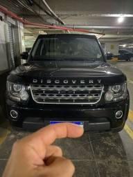 Título do anúncio: Land Rover Discovery 4  - 2015 diesel 107km