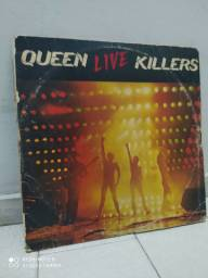 Vinil Queen live killers