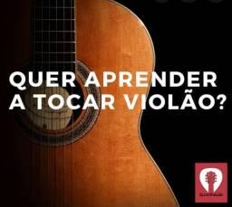 Curso para aprender a tocar violão iniciante PROMOÇÃO