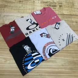 Mega Promo de Camisetas R$ 28,00 cada, à vista