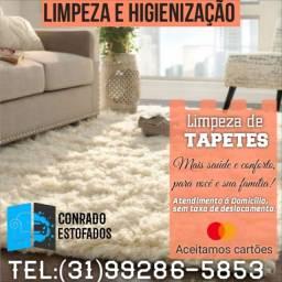 Lavagem de Tapetes