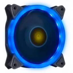 Título do anúncio: fan/cooler gamer para gabinete v.ring anel de led azul