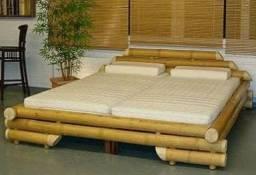 Móveis ecológicos de bambú