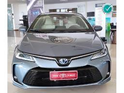 Título do anúncio: Toyota Corolla 1.8 VVT-I HYBRID PREMIUM FLEX ALTIS CVT