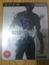 Resident Evil 6 PS3 Steelbook