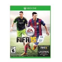 Título do anúncio: Jogo do Xbox One FIFA 15