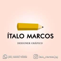 Título do anúncio: Designer Gráfico