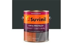 Título do anúncio: Tinta Esmalte Preto Fosco  Cor e Proteção Premium Suvinil