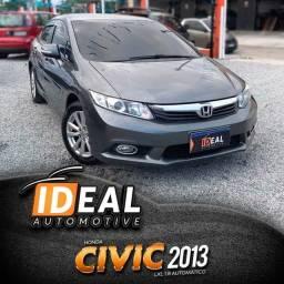 Título do anúncio: CIVIC LXL 2013 1.8 Automatico