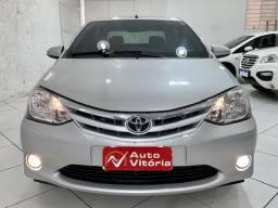 Toyota / Etios Sd XLS 1.5 flex - Completo