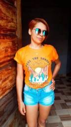 Blusas Femeninas Tshirts