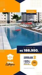 119 more no Turu! Apartamentos com quintal!!