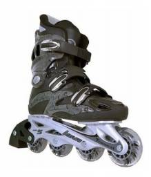 Patins Roller Iniciantes Inline Traxart Airflow  Tamanho 36