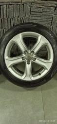 Rodas 17 originais Audi A5 com pneus novos
