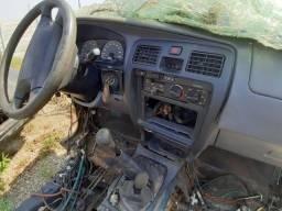Título do anúncio: Mecânica Toyota Hilux SW4 2000 chassi suspensão caixa marcha diferencial