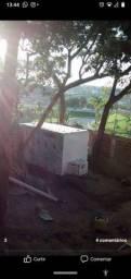Fabrico treille carrocinha carretas telhado mezanino