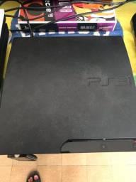 PS3 com 14 jogos