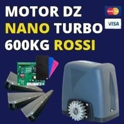 Motor Rossi DZ Nano Turbo 600kg Instalado - 3x210,00