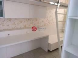 Apartamento 2 Quartos com armários planejados no Dona Clara