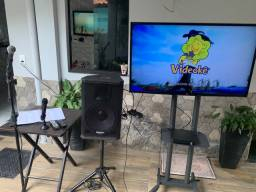Título do anúncio: Aluguel de videokê/karaokê