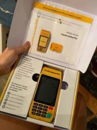 Maquina de cartão Moderninha PRO