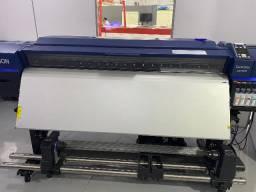 Plotter Epson S80600 solvente pouquissimo uso