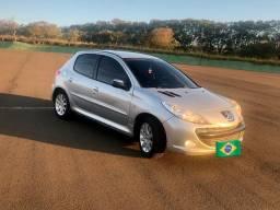 Título do anúncio: Peugeot 207, HB XS, 1.6 flex, automático.