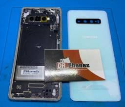 Título do anúncio: Troca de tela e periféricos de toda a linha Samsung - Loja física