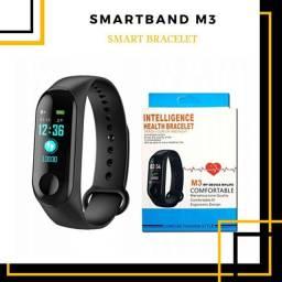 Relógio Smart Bracelete Função Esporte M3