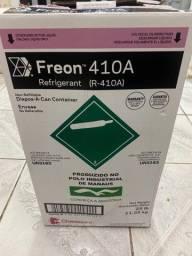 Título do anúncio: Vendo refrigerante r-410a (NOVO)