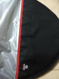 Capa de prancha reflexiva 7,5 a 7,8 FUNBoard. Nunca usada