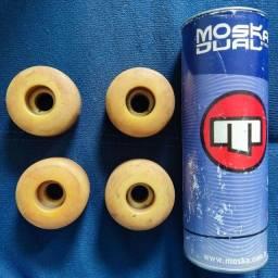 Título do anúncio: Rodas skate moska 50mm