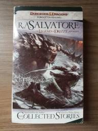 Título do anúncio: The Collected Stories: The Legend of Drizzt -- Forgotten Realms Novel -- RPG