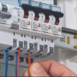 Eletricista!!!the flash