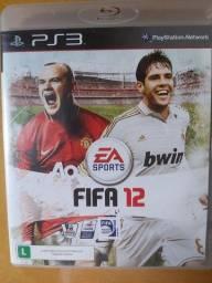 Jogo Fifa 12 para PS3