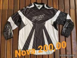 Camiseta Trilha Fox 360
