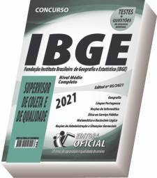 Apostila IBGE - Supervisor de Coleta e de Qualidade