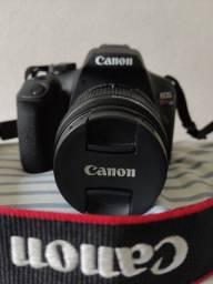 Título do anúncio: Câmera Canon T7+ c/ 18-55mm