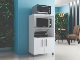 Armário para forno e microondas