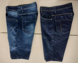 Título do anúncio: Bermudas Jeans 65,00
