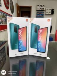 Redmi Note 9 128GB - Aceitamos Cartões em até 18x