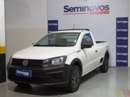 VW Saveiro Robust - Completa - financio ate 100%